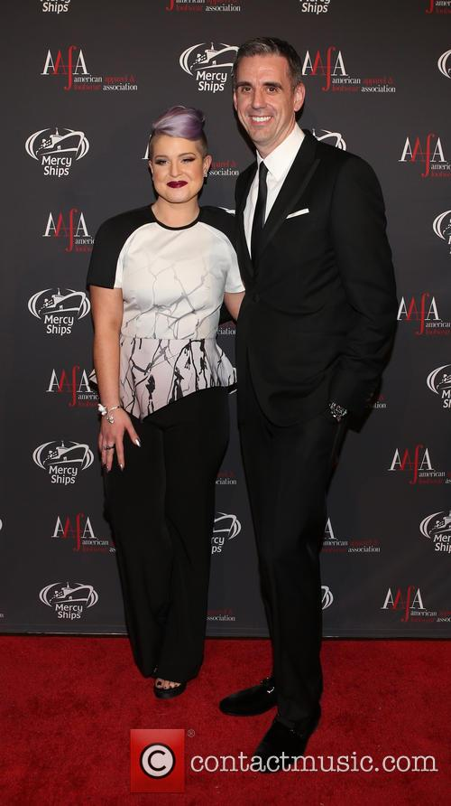 Kelly Osbourne and Mark Derbyshire 3