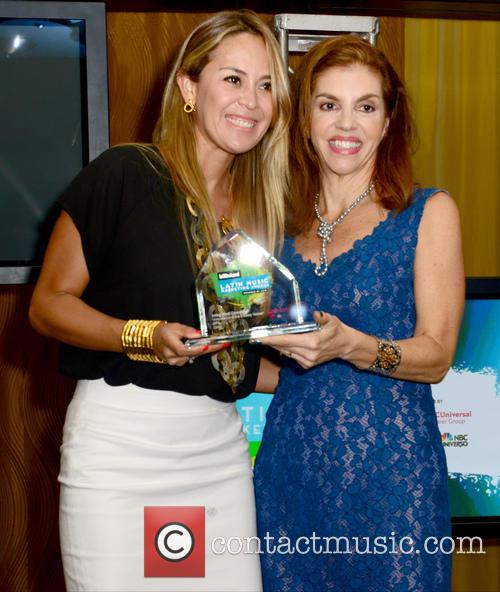 Billboard, Maria Arciniegas and Leila Cobo 10