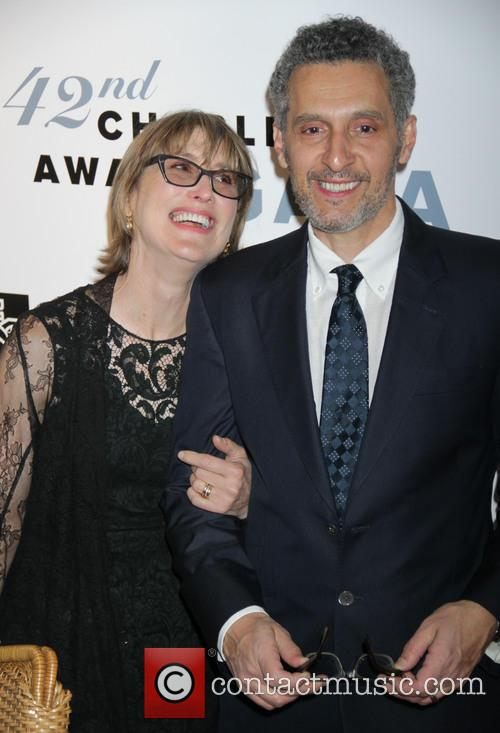 John Turturro and Katherine Borowitz 2