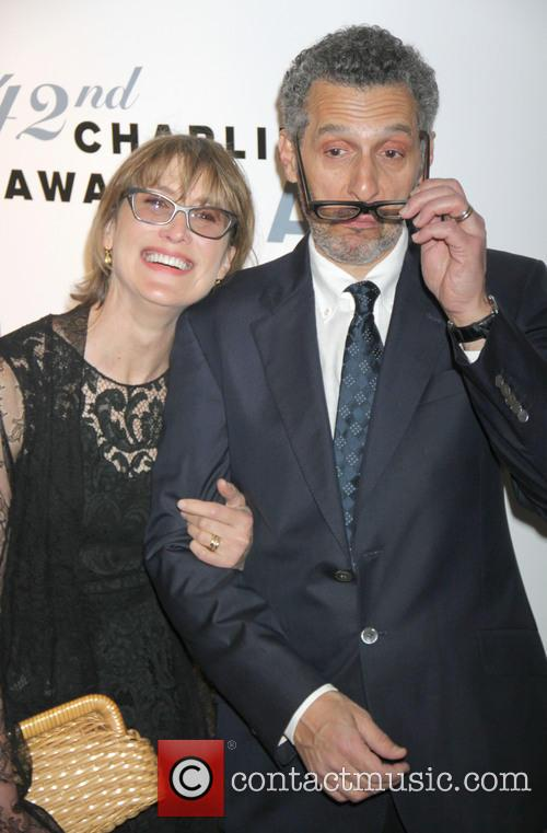 John Turturro and Katherine Borowitz 1