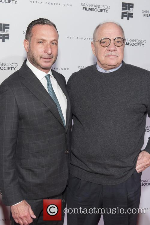 Alan Poul and Paul Schrader 2