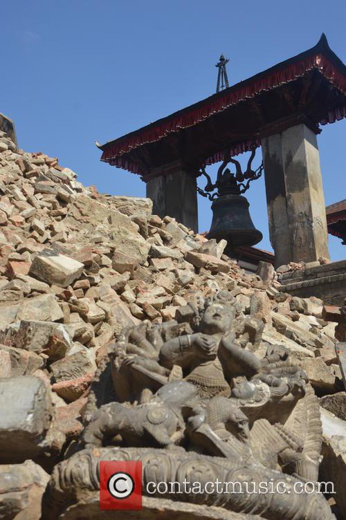 Devastating Scenes and Nepal Earthquake Disaster 3