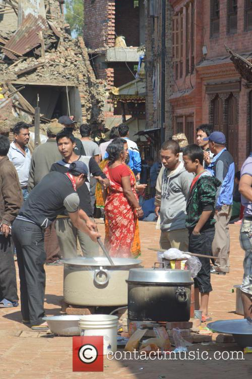 Devastating Scenes and Nepal Earthquake Disaster 4