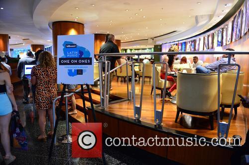 Billboard Latin Music Awards 2015 Conference - Day...