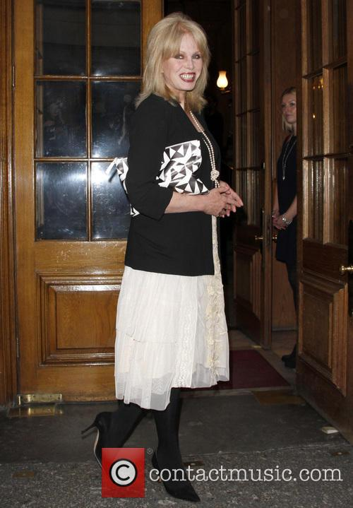 Joanna Lumley 1
