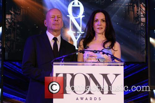 Bruce Willis and Mary-louise Parker 5