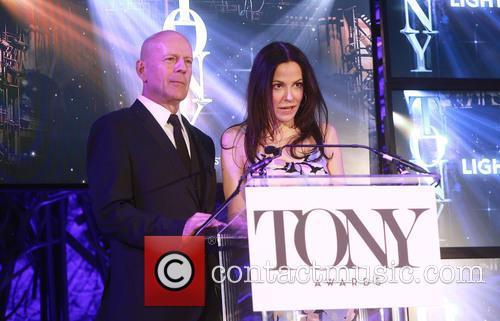 Bruce Willis and Mary-louise Parker 2