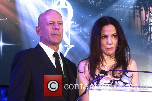 Bruce Willis and Mary-louise Parker 4