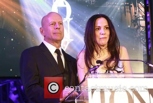 Bruce Willis and Mary-louise Parker 6