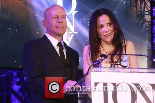 Bruce Willis and Mary-louise Parker 8