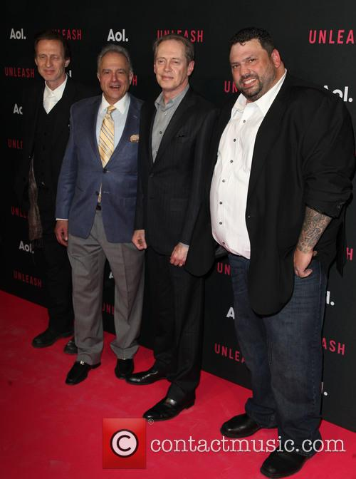 Michael Buscemi, Anthony Laciura, Steve Buscemi and Gino Orlando