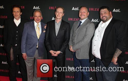 Michael Buscemi, Anthony Laciura, Steve Buscemi, Dermot Mccormack and Gino Orlando 2