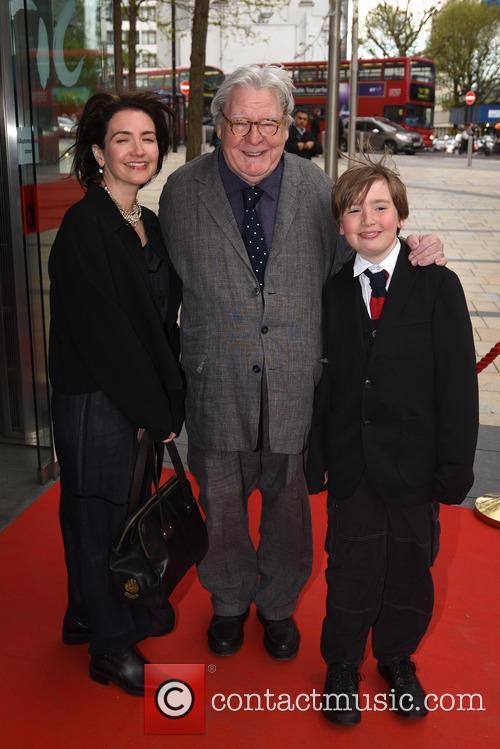 Sir Alan Parker and Lisa Moran 3