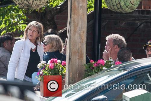 Jeremy Clarkson and Penny Smith 6