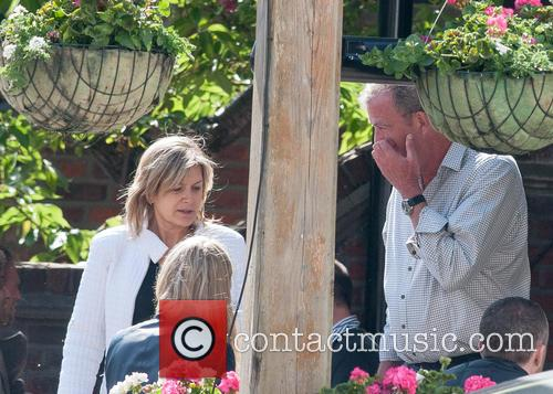 Jeremy Clarkson and Penny Smith 9