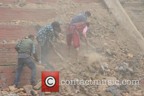 Devastating Scenes and Nepal Earthquake Disaster 1