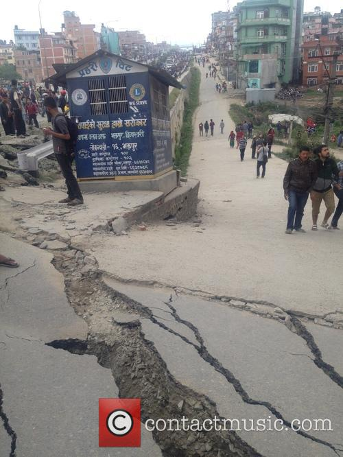 Nepal Earthquake Disaster 4