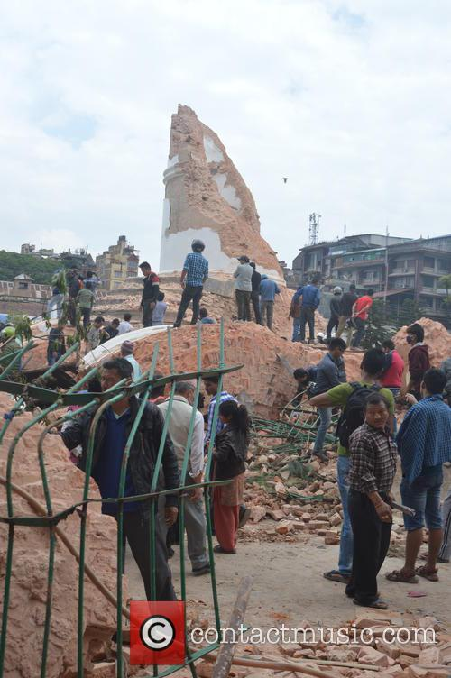 Nepal Earthquake Disaster 8