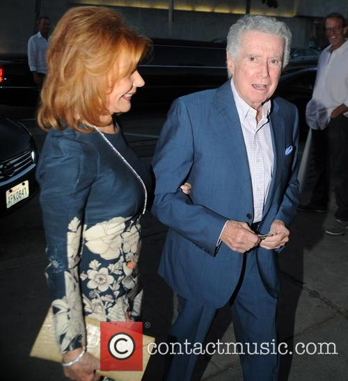 Joy Philbin and Regis Philbin 3