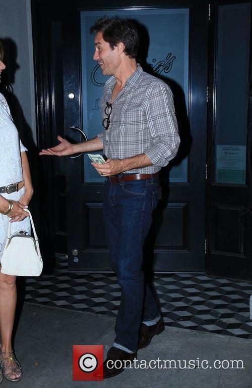 Eric McCormack leaves Craig's restaurant