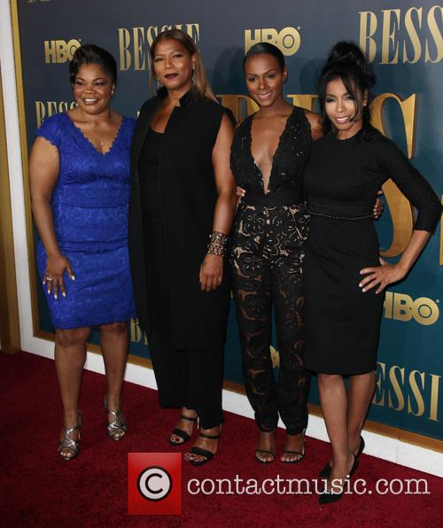 Mo'nique, Queen Latifah, Tika Sumpter and Khandi Alexander 3