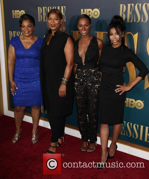 Mo'nique, Queen Latifah, Tika Sumpter and Khandi Alexander 1