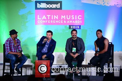 Billboard, Descemer Bueno, Horacio Palencia, Glenn Monroig and Yunel Cruz 7