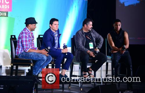 Billboard, Descemer Bueno, Horacio Palencia, Glenn Monroig and Yunel Cruz 8