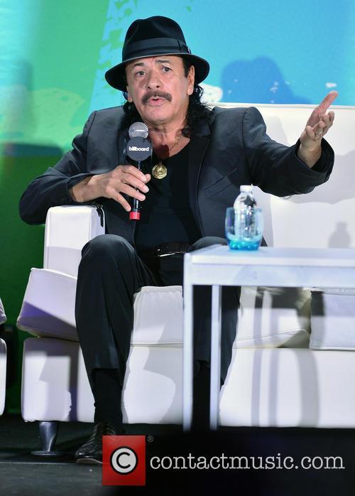 Carlos Santana 9