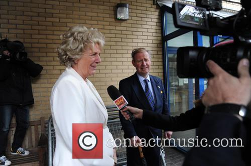 Charles, Camilla and St Marys 5