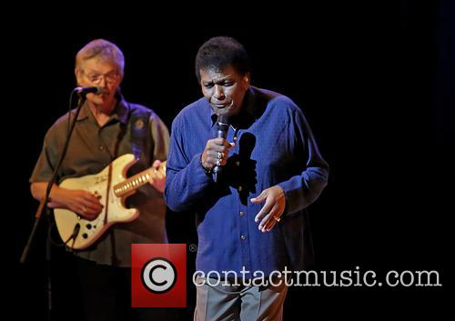 Charley Pride in concert