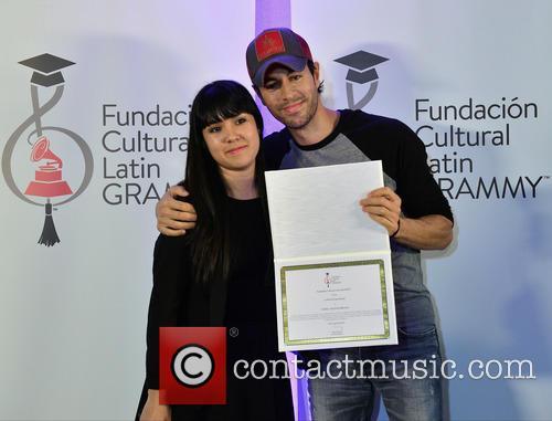 Silviana Itzel Salinas-reyna and Enrique Iglesias 2
