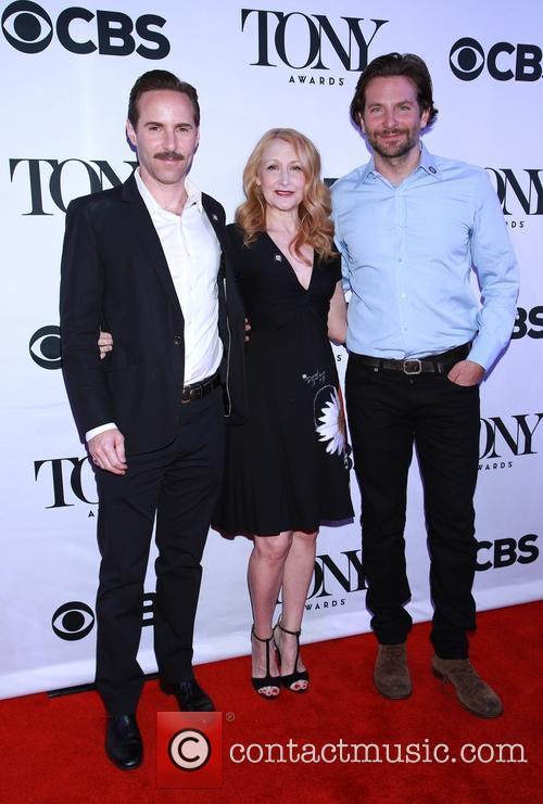 Alessandro Nivola, Patricia Clarkson and Bradley Cooper 2