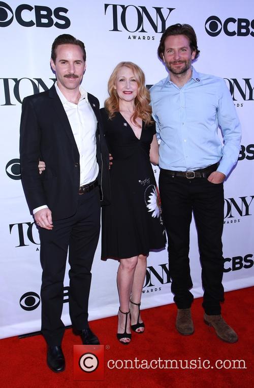 Alessandro Nivola, Patricia Clarkson and Bradley Cooper 1