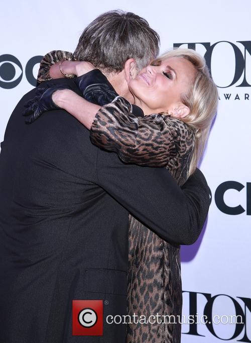 Stephen Schwartz and Kristin Chenoweth 2