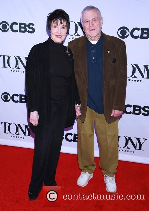 Chita Rivera and John Kander 2
