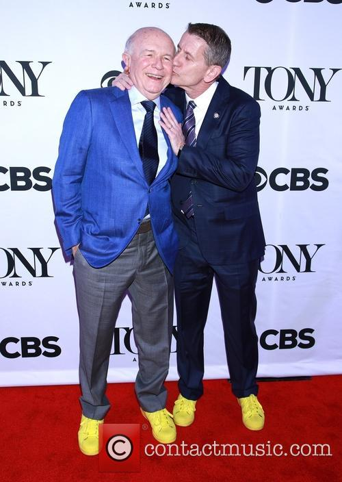 Terrence Mcnally and Tom Kirdahy 4