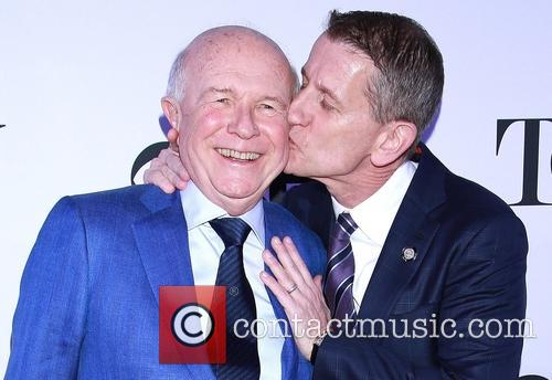 Terrence Mcnally and Tom Kirdahy 5