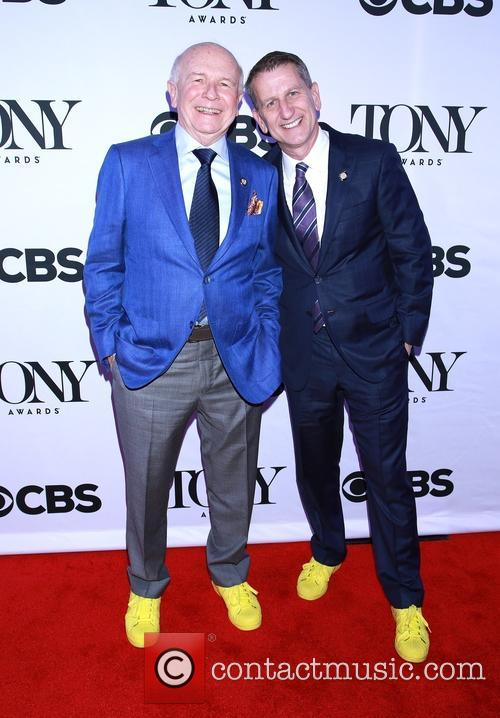 Terrence Mcnally and Tom Kirdahy 1