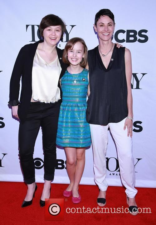 Emily Skeggs, Sydney Lucas and Beth Malone 4
