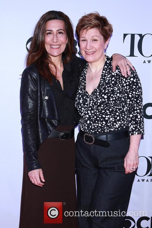 Jeanine Tesori and Lisa Kron 2