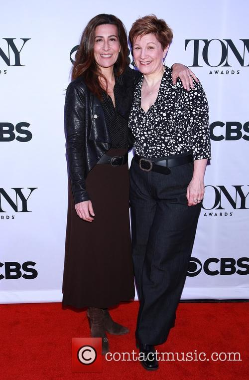 Jeanine Tesori and Lisa Kron 1