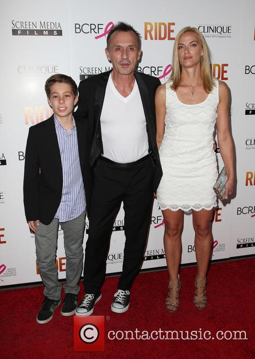Robert Knepper, Nadine Kary and Benjamin Knepper 7