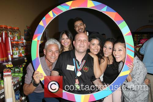 Greg Louganis, Edward.m, Alicia Sixtos, Danielle Vega and Tracy Perez 3