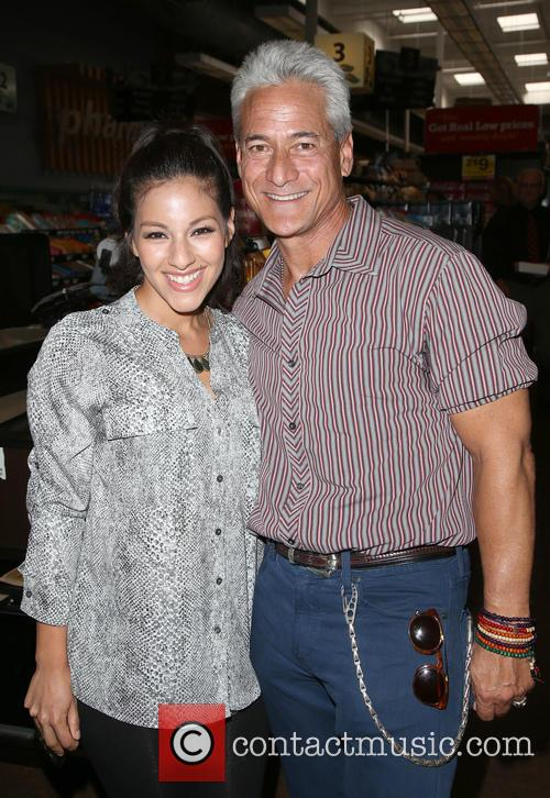 Tracy Perez and Greg Louganis 2