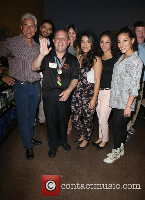 Greg Louganis, Edward.m, Alicia Sixtos, Danielle Vega and Tracy Perez 5