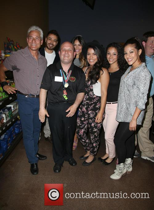 Greg Louganis, Edward.m, Alicia Sixtos, Danielle Vega and Tracy Perez 6