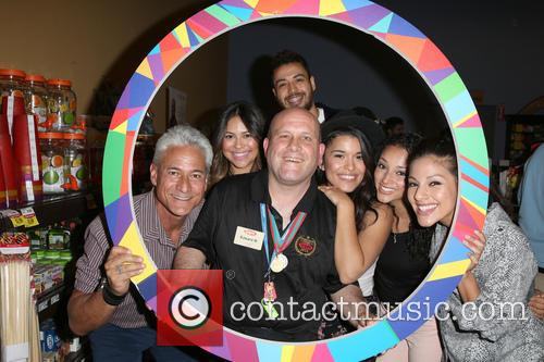 Greg Louganis, Edward.m, Alicia Sixtos, Danielle Vega and Tracy Perez 8