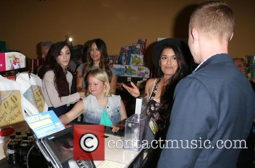 Meryl Davis, Lauren Potter and Alicia Sixtos 6