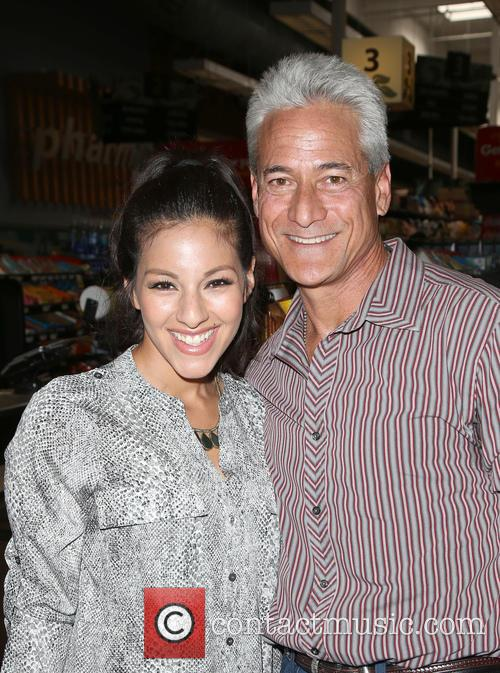 Tracy Perez and Greg Louganis 9